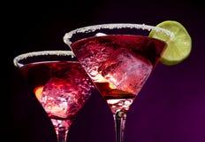 Pink Cocktails Stock Photos