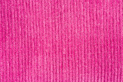 Closeup of pink fabric texture Stock Photos