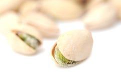 Closeup pistachio Stock Photo