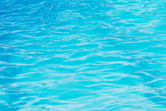 Closeup of a pool Royalty Free Stock Photography