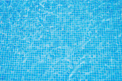 Closeup of a pool Royalty Free Stock Photos