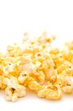 Closeup of popcorn Stock Photography