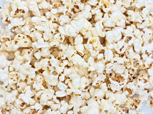 Closeup of the popcorn. Closeup of the popcorn,background Royalty Free Stock Photography
