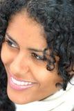Closeup portrait stock photography