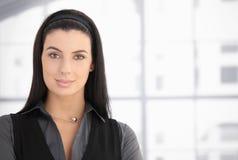 Closeup portrait of attractive woman Stock Photo