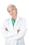 Closeup Portrait of doctor Royalty Free Stock Photo