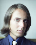 Closeup Portrait Of Serious Man Royalty Free Stock Image