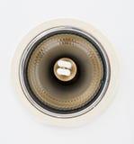 Closeup of pot light Royalty Free Stock Photography