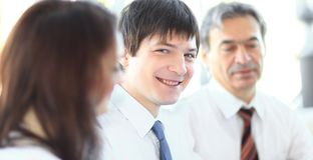 Closeup. professional business team discussing financial charts . Teamwork stock photos