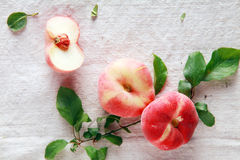 Closeup Ready to Eat Tasty Red Apple Royalty Free Stock Images