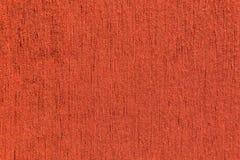 Closeup of red furniture fabric texture Stock Photo