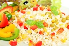 Closeup Rice Stock Images