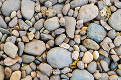 Closeup of rock Royalty Free Stock Photos