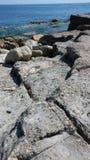 Closeup Rock Texture Stock Image