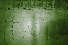 Green background. Closeup of rough green textured background Royalty Free Stock Images