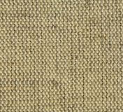 Closeup of rough natural linen texture. Stock Photos