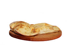 Closeup rural bread Stock Photo