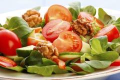 Closeup of salad Stock Image