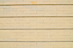 Closeup sand stone brick wall Stock Photos