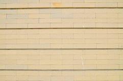 Closeup sand stone brick wall Stock Photos