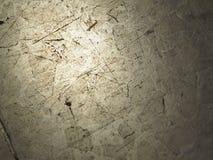 Scratches on the Terrazzo floor crack. Closeup Scratches on the Terrazzo floor crack stock image