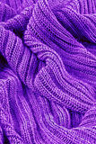 Knitted material Royalty Free Stock Photos