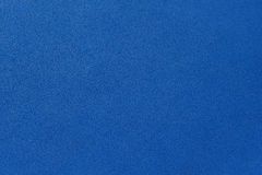 Closeup of seamless blue leather texture Royalty Free Stock Photo
