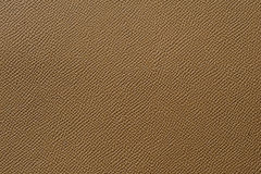 Closeup of seamless brown leather texture Royalty Free Stock Photos