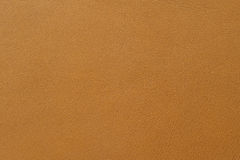 Closeup of seamless brown leather texture Stock Image