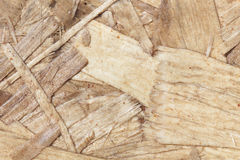 Closeup of Chipboard Royalty Free Stock Photo