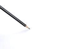 Closeup of a sharp pencil Stock Photo