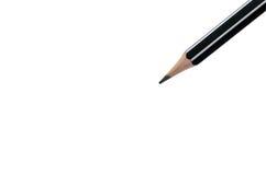 Closeup of a sharp pencil Royalty Free Stock Photos