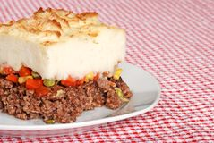 Closeup Of Shepards Pie Stock Photos
