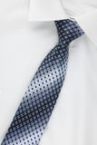 Closeup shirt and tie Royalty Free Stock Images