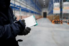 Cold storage warehouse business for stock and freight goods