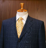 Closeup shot of business suit Stock Images