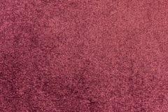 Closeup shot of red fabric Stock Photo