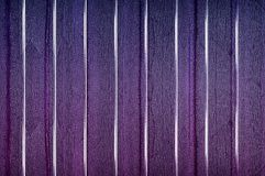 Violet color play wood sheet Royalty Free Stock Images