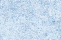 Closeup shot of winter ice texture background Royalty Free Stock Photos