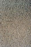 Closeup of Silver Insulation Mat Stock Photos