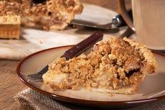 Dutch Apple Pie Royalty Free Stock Photo