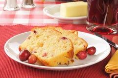 Cranberry bread Stock Photos