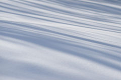 Closeup of the snow texture Royalty Free Stock Image