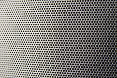 Closeup Speaker grille. Stock Image