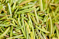 Closeup of spices:n rosemary Royalty Free Stock Photos