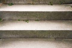 Closeup of stone stairs Stock Image