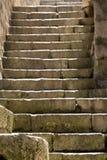 Closeup of stone steps Stock Photos
