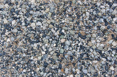 Closeup of stones texture. A closeup of stones texture Stock Images