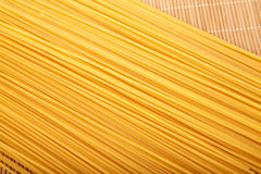 Strands of Spaghetti Stock Photography