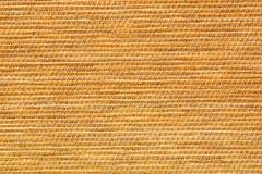Closeup of Straw mat texture Stock Image